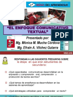 Ppt Enfoque Comunicativo y Textual (1)