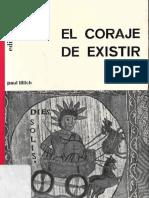 el coraje de existir PAUL TILLICH.pdf