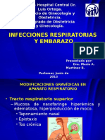 UCI Neumonia y Embarazo