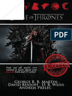 Andrija Prelec - Game of Thrones Magazine (College Project)