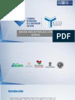 Presentación Naves Industriales en Acero Alfredo Arnedo Pena