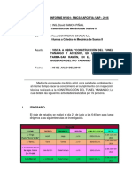 INFORME DE VIAJE DE ESTUDIOS