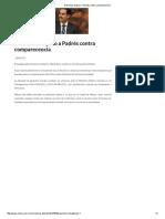 04-07-16 Desechan amparo a Padrés contra comparecencia. -Critica