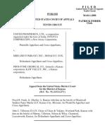 United Phosphorus v. Midland Fumigant, 205 F.3d 1219, 10th Cir. (2000)