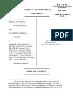 Steffen v. Offender Management, 10th Cir. (2001)