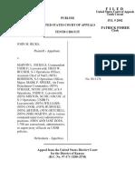 Ricks v. Nickels, 295 F.3d 1124, 10th Cir. (2002)