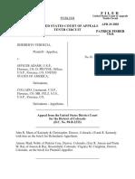 Verdecia v. United States, 327 F.3d 1171, 10th Cir. (2003)