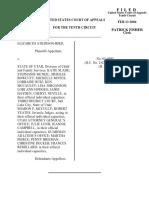 Atkinson-Bird v. State of Utah, 10th Cir. (2004)