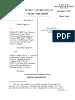 United States v. Dawes, 10th Cir. (2005)