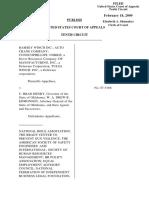 Ramsey Winch Inc. v. Henry, 555 F.3d 1199, 10th Cir. (2009)