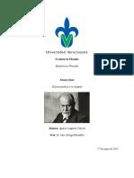 Ensayo Freud y la religión