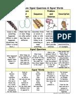 Text Structures Fiction
