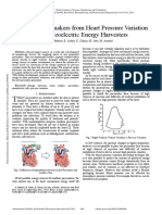 Powering Pacemakers From Heart Pressure Variation With Piezoelectric Energy Harvesters