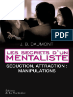 Strategies de Seduction_ Les Se - Dumont, John B