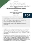 Melissa Hurt Lafoy v. Hmo Colorado, a Colorado Corporation Premier Care, Inc., a Colorado Corporation, 988 F.2d 97, 10th Cir. (1993)