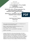 Geoffrey E. MacPherson Ltd., an English Corporation, Plaintiff-Counter-Defendant-Appellee v. Brinecell, Inc., a Nevada Corporation Tim Themy-Kotronakis, an Individual, Defendant-Counter-Claimant-Appellant, and Brinecell, Inc., a Predecessor Utah Corporation, Defendant-Counter-Claimant, 98 F.3d 1241, 10th Cir. (1996)