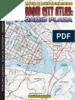 M&M - Freedom City Atlas - Pyramid Plaza