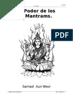 El Poder de Los Mantram