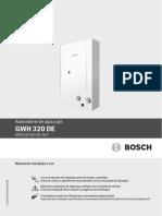 Manual Instalacao GWH 320