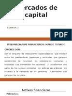 Mercados de Capital