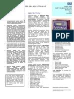 DSE555 Data Sheet (1)