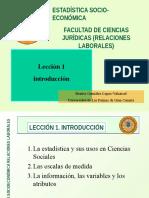 Presentacion Clase Numero 1