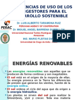 ENERGIAS RENOVABLES - HUARAZ