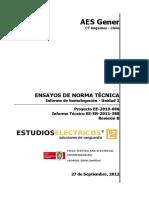 EE en 2011 388 RB_Informe de Homologacion Angamos_U1