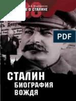 Сталин Биография Вождя_Mартиросян A