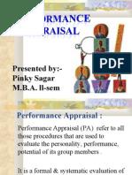 Ppt Performance Appraisal