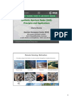 SAR-Principles and Applications