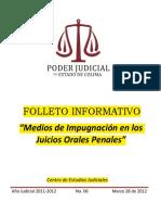 06-2012_Medios de Impugnacion en Los Juicios Orales Penales