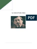 La Vida de Pedro Zulen