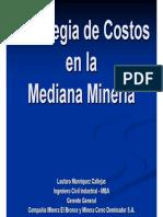 11.- Metodologia de Reduccion de Costos