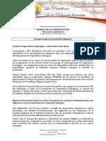 Compte Rendu Du Conseil Des Ministres - Mercredi 6 Juillet 2016 _2