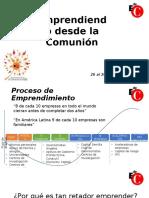 Emprendimiento de Comunión Luis Mexico
