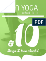 Yin Yoga KIT 1