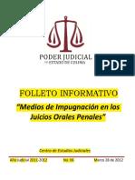 06-2012_Medios de Impugnacion  en los Juicios Orales Penales.pdf