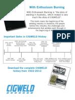 Cigweld History