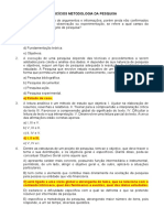 Exercícios de Metodologia da Pesquisa.pdf