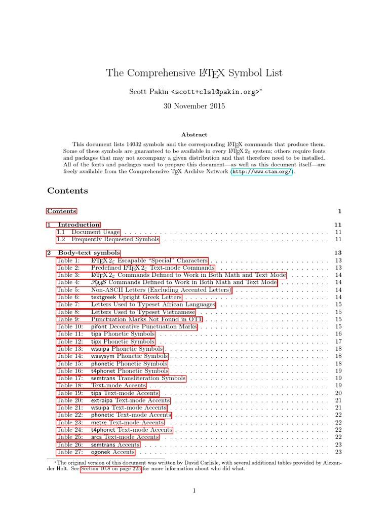 01 comprehensive list of latex symbols symbols a4pdf 01 comprehensive list of latex symbols symbols a4pdf encodings text buycottarizona
