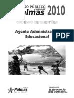 Agente Administrativo Educacional