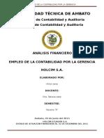 Estados Financieros Con Graficos