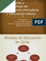Características Generales de Los Planes y Programas