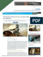 Entrevista a Carmen Martín Rubio_ «Fran... Genocida; Eso Lo Fueron Los Ingleses»