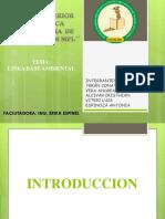 Expo Linea Base Ambiental