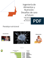 Desafíos en nutrición