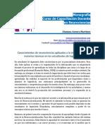 Monografia Neurociencias Aurora.martinez