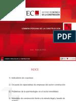 Informe Economico de La Construccion Capeco 2015