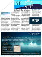 Cruise Weekly for Thu 07 Jul 2016 - Tauck Australia expands, PNG, Solomons benefit from cruise, I Love Cruising debut, NCL beverage policy and much more
